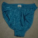 Vintage Victoria's Secret Flutter Satin Panties Sz. 6