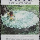 Vintage Burda Bugelmuster Fruit Embroidery Transfer Pattern 794/006