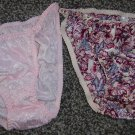 SEXY String Bikini SILKY SATIN Panties Lot (2 Pairs, Pinks!) 6