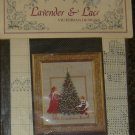 "Lavender & Lace Victorian Designs ""Oh, Christmas Tree"" Cross Stitch Pattern"