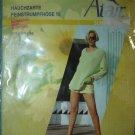 Vintage Feinstrumpfhose ATAIR German Pantyhose, Sexy Model; Sepia, Sz. 42-44