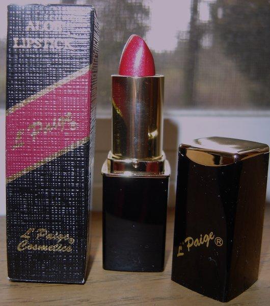 L'Paige Cosmetics Aloe Moisturizing Lipstick, #20 Frosted Lilac; NIB!