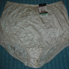 Vanity Fair Perfectly Yours Lace Nouveau Full Brief Panties, Fawn, Sz. 8/XL; NWT!