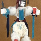 Native American Clown Kachina Doll