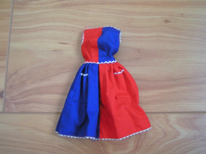 Vintage Barbie Outfit # 943 - Fancy Free