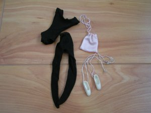 Vintage Barbie Ballerina Outfit (Partial)