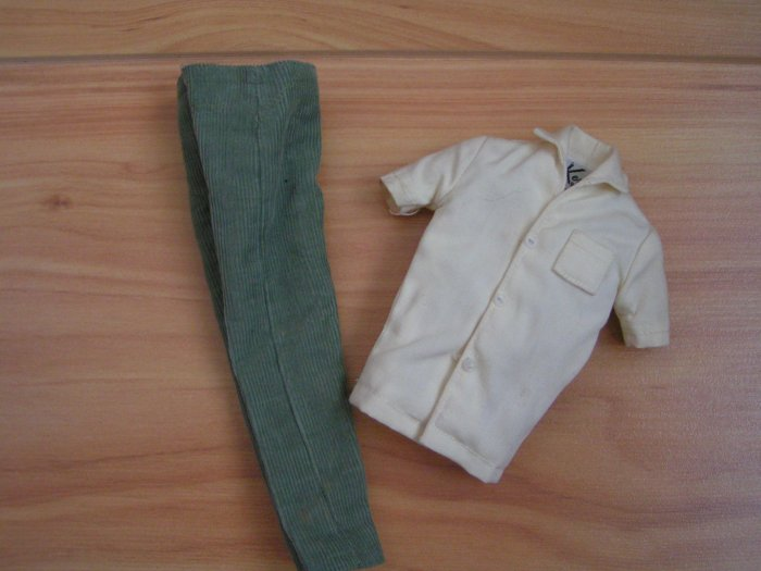 Vintage Ken Clothes - 1962