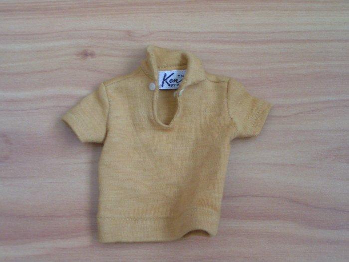 Vintage Ken Knit Polo Shirt