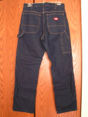 DICKIES FLANNEL LINED JEANS
