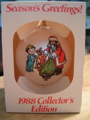 CAMPBELL KIDS ORNAMENT