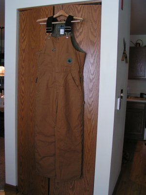 INSULATED OVERALLS