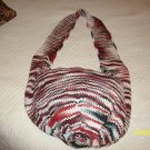 Hand Made Hobo Bag (100% Cotton/Knit)