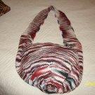Hand Made Hobo Bag (100% Cotton/Knit)