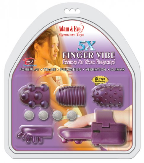 5X Finger Vibe   88046-to