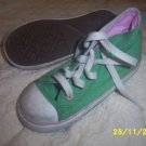 Kids Gently used shoes Converse Girls size 10 kids shoe
