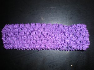 Angela's Accessories Purple Headband