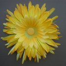 Angela's Accessories Yellow Flower