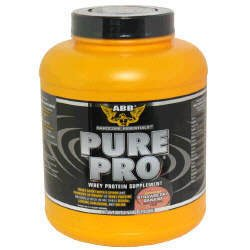 American Bodybuilding Hardcore Essentials Pure Pro - Strawberry Vanilla