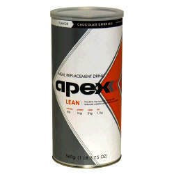 Apex LEAN Meal Replacement Drink - Chocolate