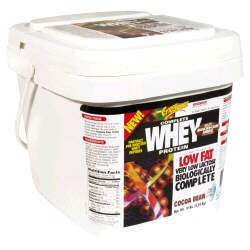 CytoSport Complete Whey Protein - Cocoa Bean - 10lbs.