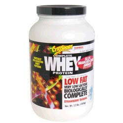 CytoSport Complete Whey Protein - Strawberry Banana - 2.2lbs.