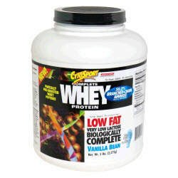 CytoSport Complete Whey Protein - Vanilla Bean - 5lbs.