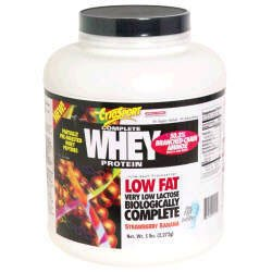 CytoSport Complete Whey Protein - Strawberry Banana - 5lbs.