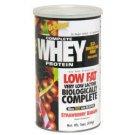 CytoSport Complete Whey Protein - Strawberry Banana - 16oz.