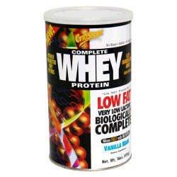 CytoSport Complete Whey Protein - Vanilla Bean - 16oz.
