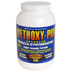 Cytodyne Technologies Methoxy-Pro High Protein Drink Mix - Vanilla - 2lbs.
