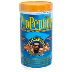 Dorian Yates ProPeptide Advanced Protein Supplement - Chocolate Malt - 2lbs.