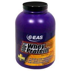 EAS 100% Whey Protein - Banana - 5lbs.