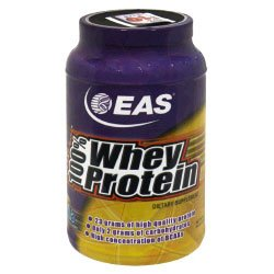 EAS 100% Whey Protein - Vanilla - 2lbs.