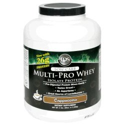IDS Multi-Pro Whey Isolate Protein - Cappuccino - 5lbs.
