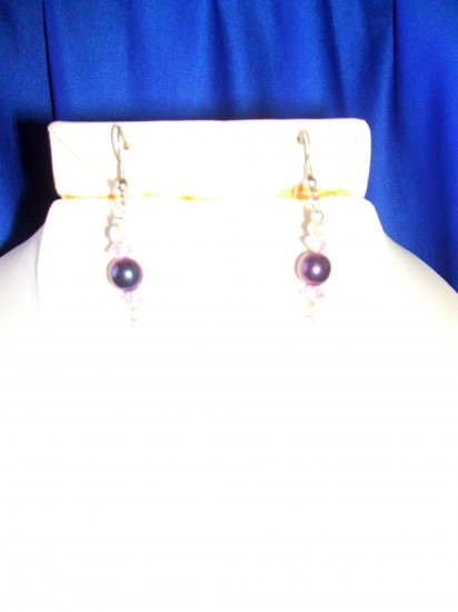 Purple Passion Allure Earrings