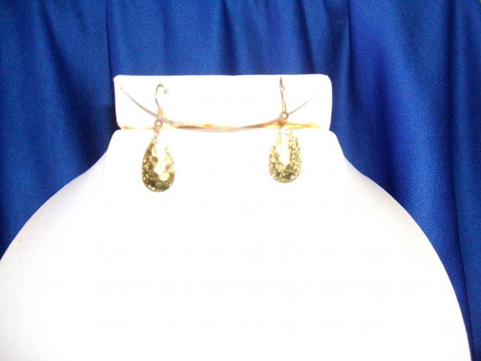 Gold Spoon Allure Earrings