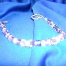 Lovely Lavendar Bracelet