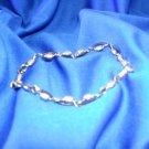 Silver Swivel Bracelet