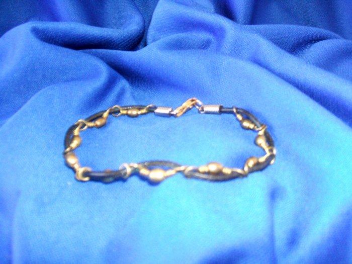 Gold Swivel Bracelet