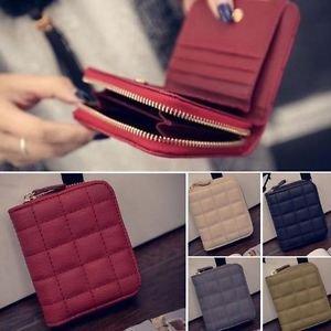 Fashion Lady Women Leather Clutch Wallet Long Card Holder Case Purse Handbag US