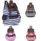 Vintage Retro Women Canvas Travel Rucksack School Bag Satchel Backpack Fashion