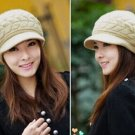 Elegant Women's Lady Girl Casual Winter Knitted Crochet Baggy Beanie Hat Cap ###