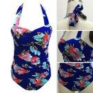 Women's Bikini Beach Halter Swimsuit waisted skinny swimsuit Show Thin Sweet Use