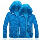 Womens Men Outdoor Jacket Bicycle Sports Sunscreen Windproof Unisex Fashion Sale