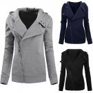 Women's Ladies Thicken Warm Winter Coat Hood Parka Overcoat Short Jacket Outwear