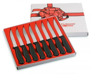 8pc Steak Knife Set