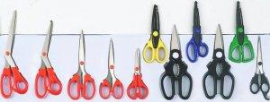 Maxam® 11pc Scissor Set