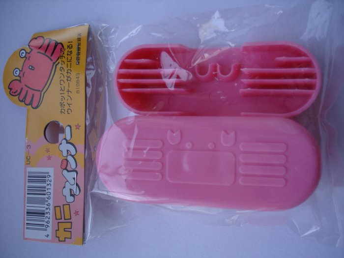 Crab Shape Hot Dog Cutter