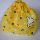 Miffy Drawstring Kinkachu Bento Bag