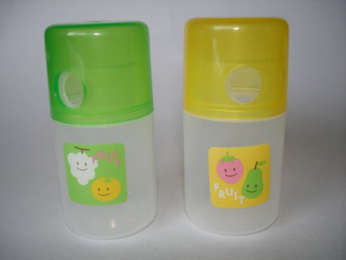 Set of 2 Furikake Sprinkle Containers for Bento